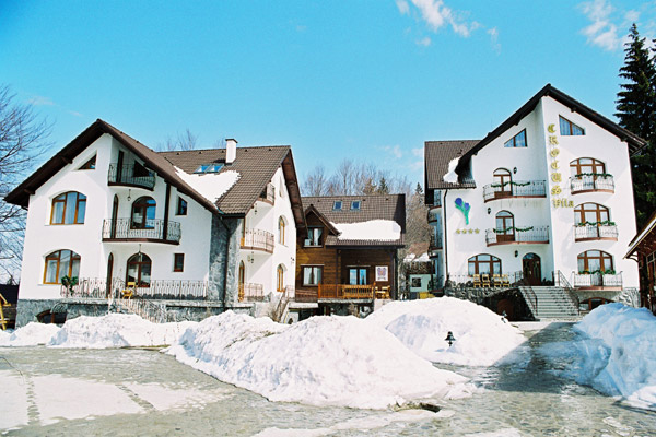 Vila Crocus, Poiana Brasov