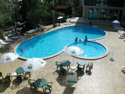 Hotel Palm Beach, Nisipurile de Aur