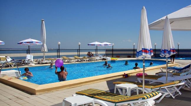 Hotel Lilia, Nisipurile de Aur, Bulgaria
